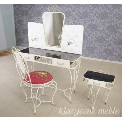 Toaletka zestaw z lat '60 design. 5663