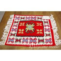 Bieżnik ręcznie tkany 100% wełna. 5721