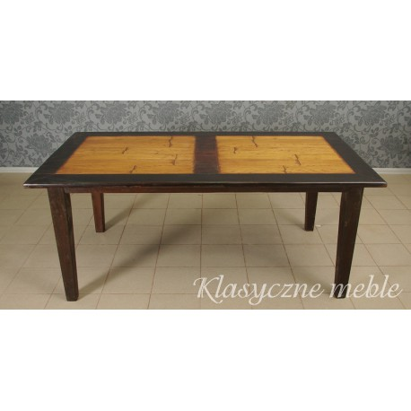Stół kolonialny drewno egzotyczne. 5900