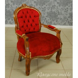 Fotelik dla dziecka. GLAMOUR. 5904