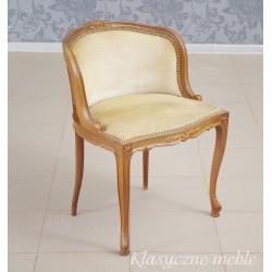Fotel Krzesło stylizowane 5977