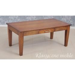 Ława kolonialna drewno egzotyczne Stolik. 5948