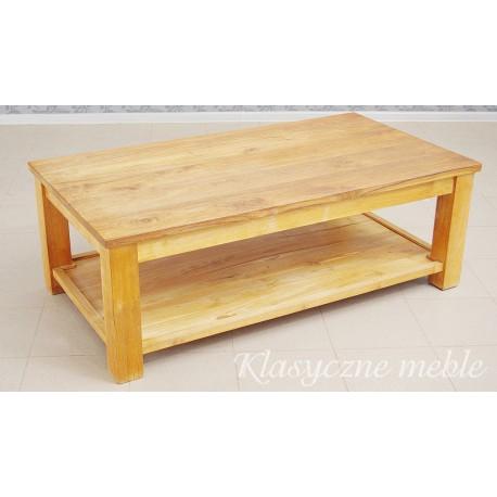 Stolik kolonialny z drewna egzotycznego. Meble używane Nysa.