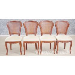 Krzesła Neobarok 6078