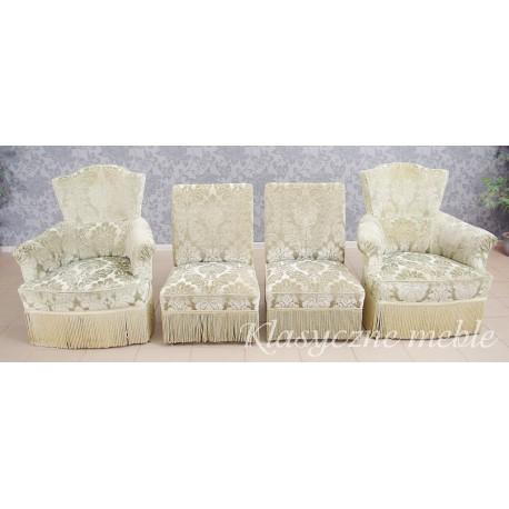 Fotele stylizowane 6175