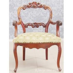 Krzesło - fotel antyczny 6263