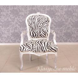 3469 Fotel stylizowany