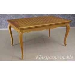 Stół stylizowany rozkładany dębowy