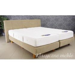 Łóżko dwuosobowe Boxspring 180x200