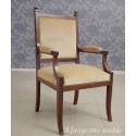 Fotel stylizowany Krzesło do biurka. 5388