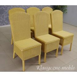 Krzesła renomowanej marki LOOM. 5391