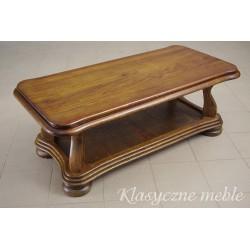 Ława dębowa Stolik drewniany. 5532