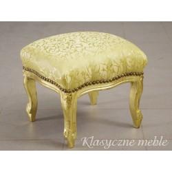 Podnóżek Pufa NOWA.  glamour. 5575